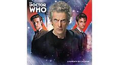 2017 Doctor Who Mini Wall Calendar (DDMN55_17) (Item # DDMN55_17)