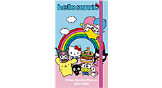 2017 Hello Kitty 2-Year Pocket Planner (DDPP11_17) (Item # DDPP11_17)