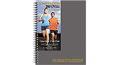 2017 Runner's World Weekly-Monthly Planner (DDRP02_17) (Item # DDRP02_17)