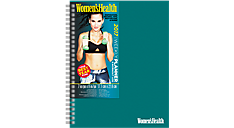 2017 Women's Health Weekly-Monthly Planner (DDRP07_17) (Item # DDRP07_17)