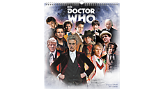 2017 Doctor Who Special Edition Calendar (DDSE65_17) (Item # DDSE65_17)