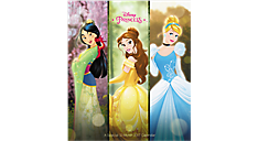 2017 Disney Princess Special Edition Wall Calendar (DDSE66_17) (Item # DDSE66_17)
