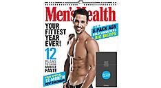 2017 Men's Health Special Edition Calendar (DDSE81_17) (Item # DDSE81_17)