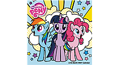 2017 My Little Pony Wall Calendar (DDW006_17) (Item # DDW006_17)