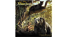 2017 Disney The Jungle Book Wall Calendar (DDW090_17) (Item # DDW090_17)