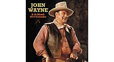 2017 John Wayne Wall Calendar (DDW104_17) (Item # DDW104_17)