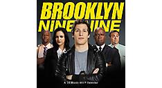 2017 Brooklyn Nine-Nine Wall Calendar (DDW109_17) (Item # DDW109_17)
