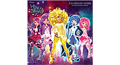 2017 Disney Star Darlings Wall Calendar (DDW113_17) (Item # DDW113_17)