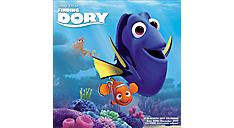 2017 Disney-PIXAR Finding Dory Wall Calendar (DDW115_17) (Item # DDW115_17)