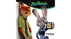2017 Disney's Zootopia Wall Calendar (DDW120_17) (Item # DDW120_17)
