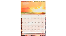 2016 Recycled Scenic Monthly Wall Calendar (DMW200_16) (Item # DMW200_16)
