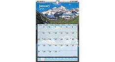 Scenic Monthly Wall Calendar (DMW200) (Item # DMW200)