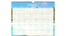 2016 Tropical Escape Wall Calendar (DMWTE8_16) (Item # DMWTE8_16)