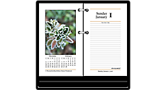 2017 Daily Photographic Desk Calendar Refill (E417_17) (Item # E417_17)