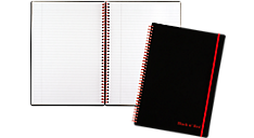 Ruled Business Notebook (E67008) (Item # E67008)