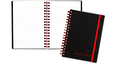 Ruled Business Notebook (F67010) (Item # F67010)