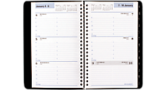 2016 DayMinder® Weekly Appointment Book w/ Tabbed Telephone/Address (G210_16) (Item # G210_16)