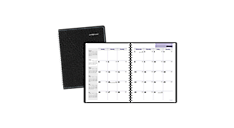 2016 DayMinder® Recycled Monthly Planner (G400_16) (Item # G400_16)