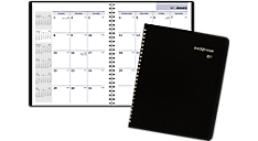 2017 DayMinder® Monthly Planner (G400_17) (Item # G400_17)
