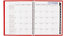 2016 DayMinder® Premiere Recycled Monthly Planner (G400H_16) (Item # G400H_16)
