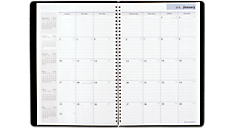 2016 DayMinder® Recycled Monthly Planner (G470_16) (Item # G470_16)