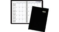 2017 DayMinder® Premiere Monthly Planner (G470H_17) (Item # G470H_17)