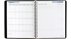 2016 DayMinder® Executive Weekly Planner (G546_16) (Item # G546_16)