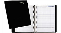 2016 DayMinder® Four-Person Group Daily Appointment Book (G560_16) (Item # G560_16)