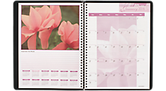 2016 DayMinder® Fashion Floral Weekly/Monthly Planner (G701_16) (Item # G701_16)