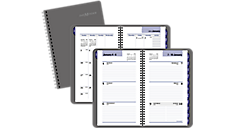 2016 Traditional Weekly/Monthly Planner (GC235_16) (Item # GC235_16)