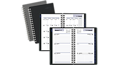 2017 Traditional Weekly/Monthly Planner (GC235_17) (Item # GC235_17)