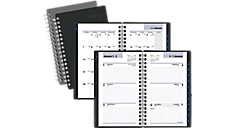 Traditional Weekly-Monthly Planner (GC235) (Item # GC235)