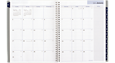 2016 Traditional Monthly Planner (GC470_16) (Item # GC470_16)