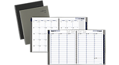 2017 Traditional Weekly-Monthly Appointment Book - Large (GC520_17) (Item # GC520_17)