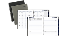 2017 Traditional Weekly/Monthly Executive Planner - Large (GC545_17) (Item # GC545_17)