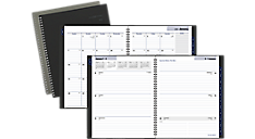 Traditional Weekly-Monthly Executive Planner - Large (GC545) (Item # GC545)