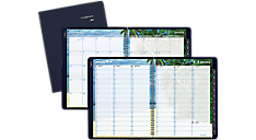 2017 Tropical Escape Weekly-Monthly Appointment Book (GTE52_17) (Item # GTE52_17)