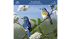 2017 Hautman Brothers - Songbirds Wall Calendar (HBCW04_17) (Item # HBCW04_17)