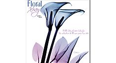 2017 Floral Xray Bilingual (French-English) Wall Calendar (HTF523_17)  (Item # HTF523_17)