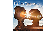 2017 The Power of Positive Thinking Wall Calendar (HTH257_17) (Item # HTH257_17)