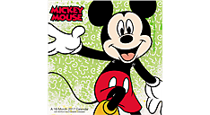 2017 Mickey Mouse Wall Calendar (HTH506_17) (Item # HTH506_17)