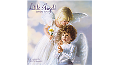2017 Sandra Kuck Little Angels Wall Calendar (HTH509_17) (Item # HTH509_17)