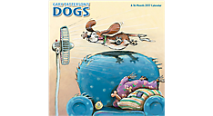 2017 Gary Patterson's Dogs Wall Calendar (HTH546_17) (Item # HTH546_17)