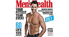 2017 Men's Health Wall Calendar (HTH550_17) (Item # HTH550_17)