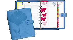 2017 Kathy Davis 2-Page-Per-Day Planner Set, Desk Size (KD102_17) (Item # KD102_17)