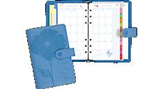 2017 Kathy Davis 2-Page-Per-Month Planner Set, Portable Size (KD107_17) (Item # KD107_17)