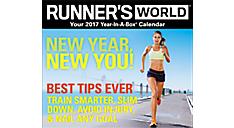 2017 Runner's World Year-In-A-Box Calendar (LMB259_17) (Item # LMB259_17)