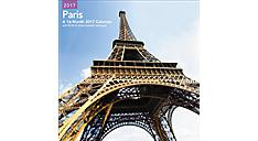 2017 Paris Wall Calendar (LME313_17) (Item # LME313_17)