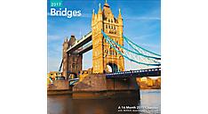 2017 Bridges Wall Calendar (LME317_17) (Item # LME317_17)