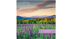 2017 Psalms Wall Calendar (LML711_17) (Item # LML711_17)
